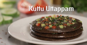 Kuttu Uttappam