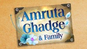 Amruta Ghadge & Family