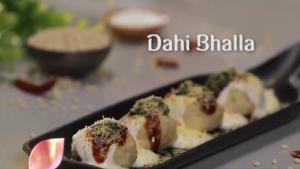 Ganesha Special Dahi Bhalla