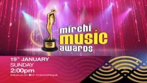 Mirchi Music Awards 19 Jan Sunday 2 PM