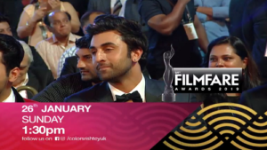 Filfare Award 26th Jan Sun 1:30 pm