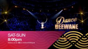 Dance Deewane Sat-Sun 8 pm