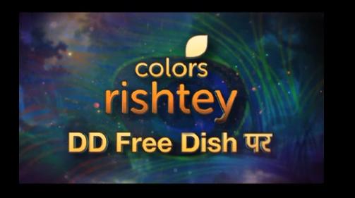 Colors Rishtey DD Dish par free