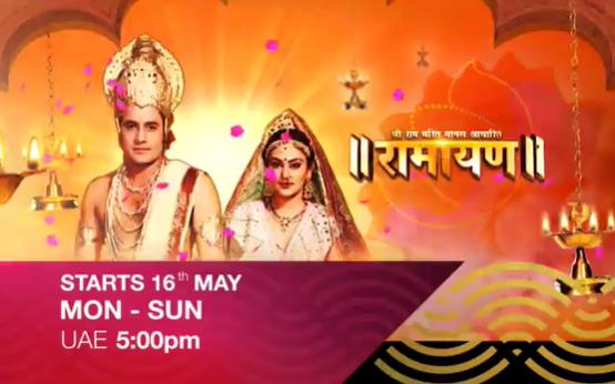 Ramayan Starts from 16th May Mon-Sun at 5:00pm on Colors Rishtey