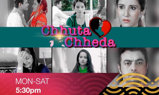 Chutta Chheda   Mon-Sat 5:30 pm   Colors Rishtey Europe