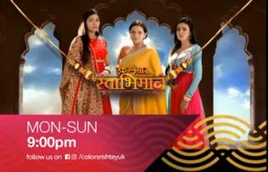 Ek Shringaar Swabhiman | Mon-Sun 9:00pm | Colors Rishtey UK